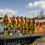 Shannon lifeboat a first for the west