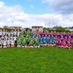 Atlantic's first year of camogie