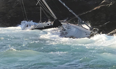 New RNLI craft rescues shipwrecked sailor