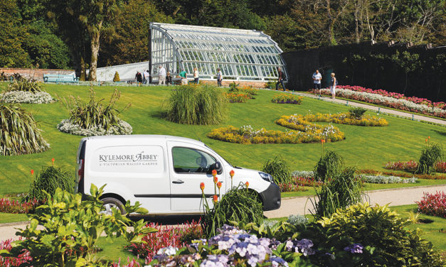 Green movement takes root in Kylemore Abbey