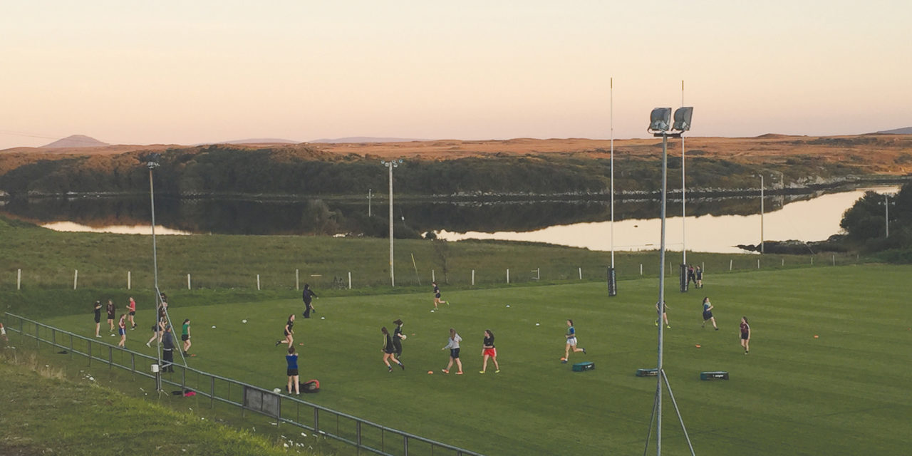 Rugby returns to Monastery Field