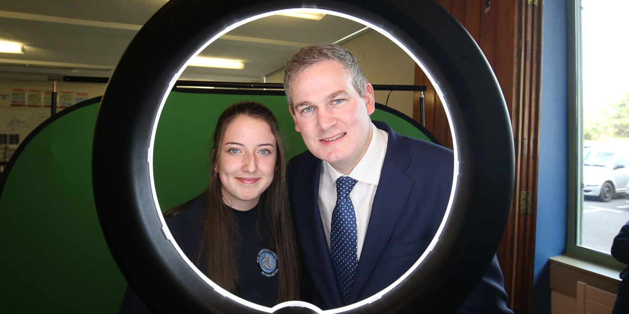 Connemara school becomes first in Ireland to study STEM as Gaeilge