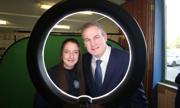 Connemara school becomes first in Ireland to study STEM as Gaeilge