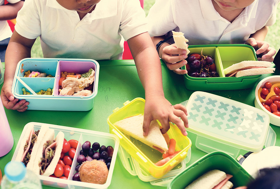 It's time to think outside the lunch box!