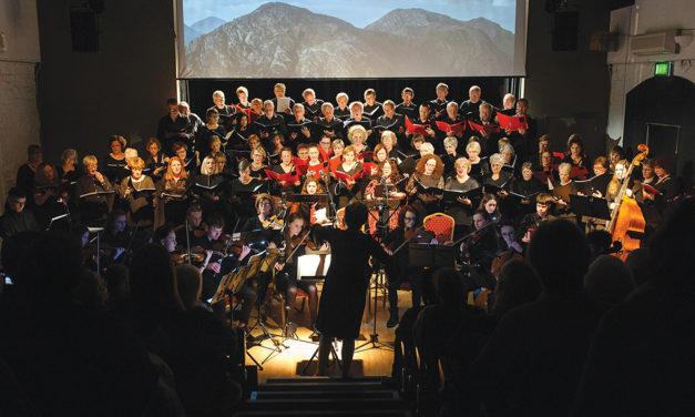 Connemara Songlines debut