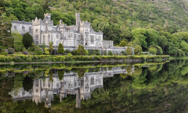 Altered but optimistic: plans for year ahead in Kylemore Abbey